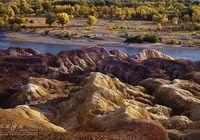 Прекрасные пейзажи Уцайтань на севере Синьцзяна
