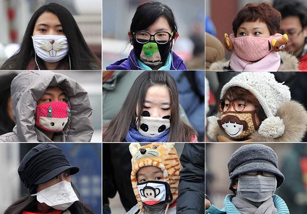 Восемь вещей, которые вы, возможно, не знаете о китайском смоге
