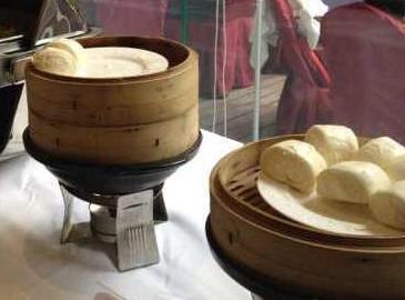Что едят участники Боаоского азиатского форума - 2014