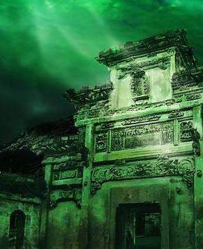 Загадочный древний город под водой озера Цяньдаоху