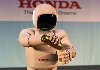 Робот нового поколения – киборг Honda ASIMO