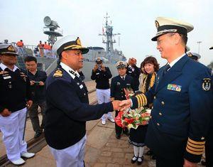 В Циндао пройдут совместные учения ВМС многих стран 'Морское сотрудничество -- 2014'