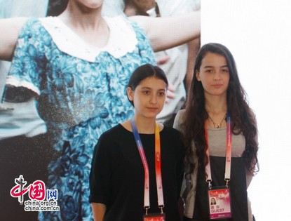 Пресс-конференция по грузинскому фильму «В цвету» состоялась в Пекине