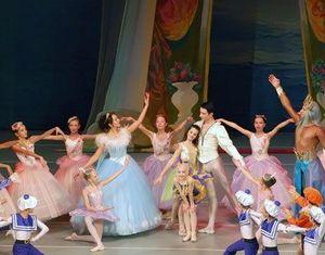 Ко Дню защиты детей детский балетный театр из Харькова выступит в Пекине с постановками ?Белоснежка? и ?Русалочка?