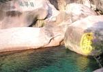 Пейзажный район Сунгу (Долина сосен) гор Хуаншань