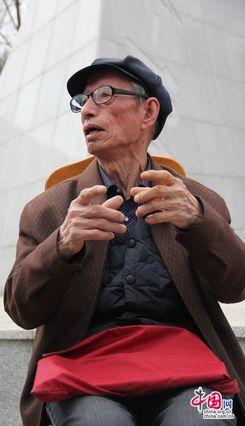 Уцелевшие китайские горняки рассказали о своих воспоминаниях времен японского вторжении в Китай