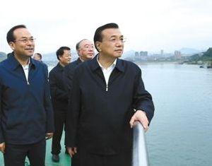 Китайский премьер Ли Кэцян подчеркнул важность строительства водного транспортного пути на реке Янцзы