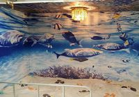Первокурсник превратил общежитие в ?подводный мир?