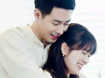 Нежные объятия со спины в корейских телесериалах