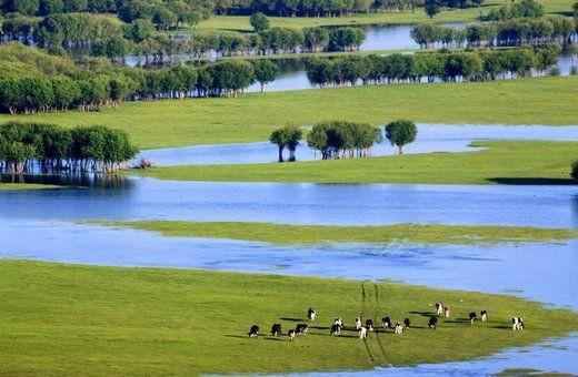Аршан – очаровательный приграничный город во Внутренней Монголии