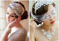 Красивые свадебные прически для невест