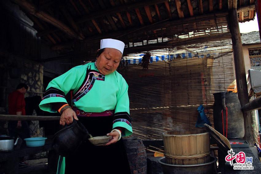 Последняя деревня в мире с обликом династии Мин – Туньбао в городе Аньшунь провинции Гуйчжоу
