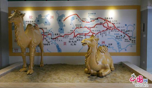 Выставка продукции стран вдоль Шелкового пути откроется в городе Сиань