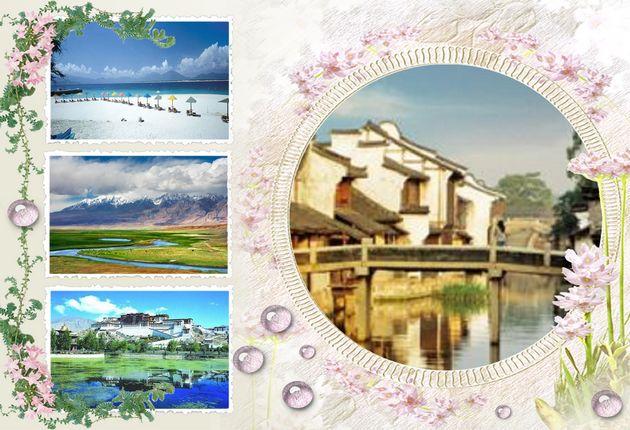Лучшие места для туризма в Китае в начале лета на праздник Дуаньу