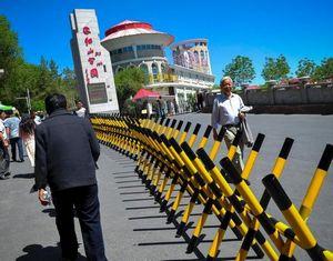 В общественных местах Урумчи усиливаются меры по обеспечению безопасности