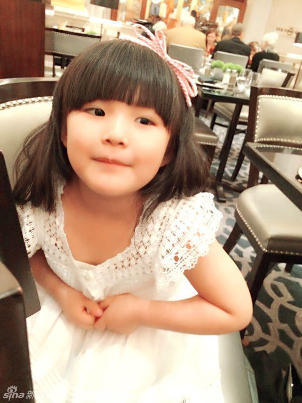 Ко дню всемирной защиты детей – красивая Ван Шилин
