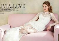 Светская львица Оливия Палермо (Olivia Palermo) в свадебном платье