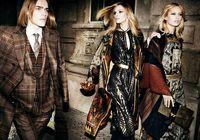 Новейшая реклама на осень-зиму 2014 г. от итальянского модного бренда Etro