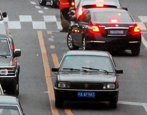 Иностранные автомобилисты рассказали о специфике вождения в КНР