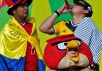 ЧМ-2014 по футболу в Бразилии: самые страстные болельщики