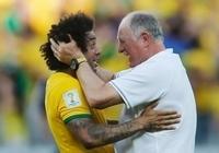 ЧМ-2014 по футболу в Бразилии: яркая мимика