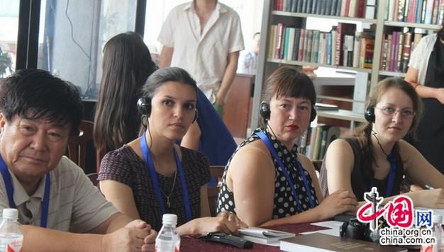 Известные китайские и российские литераторы высоко оценивают Первый форум по сотрудничеству в области литературного обмена между Китаем и Россией
