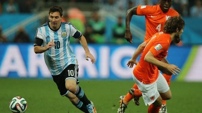 Сборная Аргентины в серии пенальти обыграла Нидерланды и вышла в финал ЧМ-2014