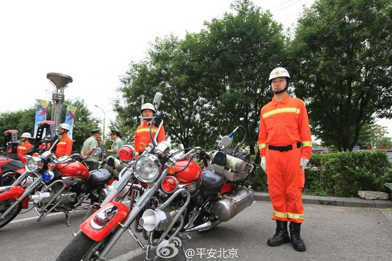 В Пекине, Синьцзяне и других местах выпущено «Руководство по борьбе с терроризмом»