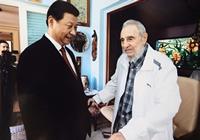 Си Цзиньпин прибыл в гости к Ф. Кастро