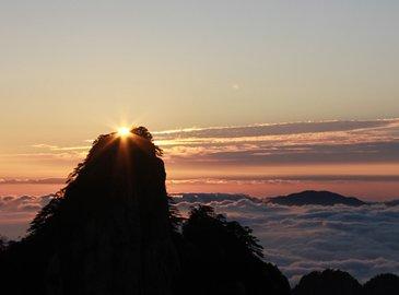 Элитные маршруты 1-дневной экскурсии по горам Хуаншань