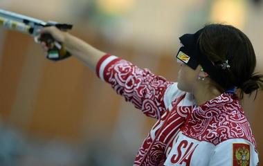 Маргарита Ломова завоевала серебро в стрельбе из пневматического пистолета с 10 метров на 2-й Юношеской Олимпиаде в Нанкине