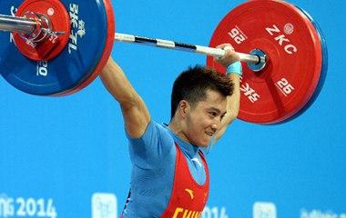 Китайский атлет Мэн Чэн стал чемпионом юношеских Олимпийских игр в тяжелой атлетике в категории до 56 килограммов