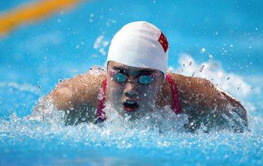 Китайская команда завоевала золото в эстафете по комлексному плаванию 4X100 метров среди женщин
