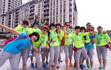 Юношеские олимпийские игры в Нанкине: одна молодость, разные «позы»