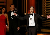 Джим Парсонс четвертый раз получил премию «Эмми» как лучший комедийный актер: на церемонии поблагодарил недавно умершего отца
