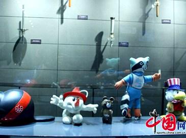 Посещение Нанкинского олимпийского музея