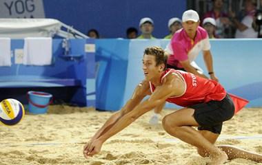 Чемпионом юношеских ОИ по пляжному волейболу стала сборная России