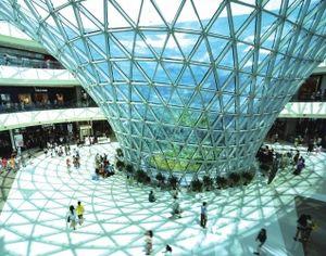 В Санья открылся крупнейший в мире беспошлинный торговый центр