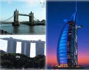 10 самых влиятельных городов мира