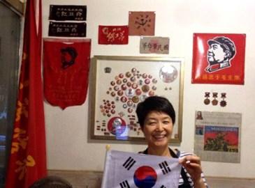 Посещение тематического ресторана имени Мао Цзэдуна в Сеуле