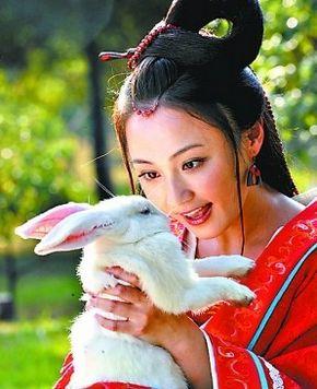 Красивые актрисы, сыгравшие роль Чанъэ