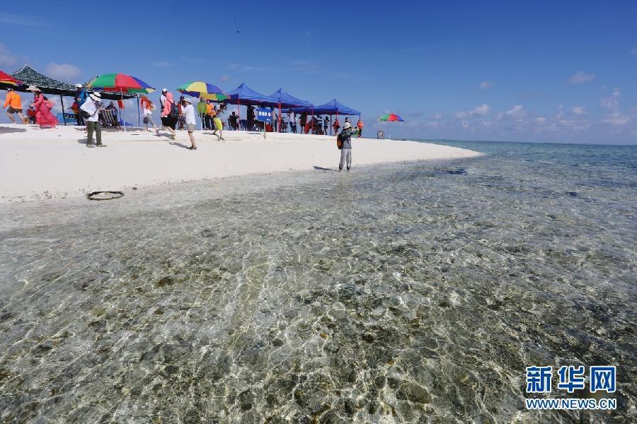 Прекрасные острова Сиша привлекают туристов