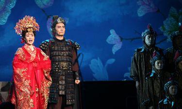 В Китае пройдет юбилейный общенациональный тур всемирно известной оперы