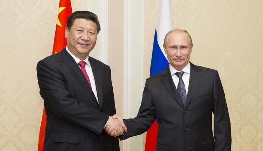Си Цзиньпин встретился с президентом РФ Владимиром Путиным