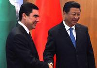 Си Цзиньпин встретился с президентом Туркменистана Гурбангулы Бердымухамедовым