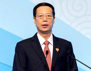 Чжан Гаоли присутствовал на 11-й ярмарке Китай-АСЕАН
