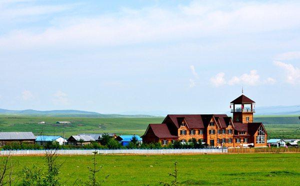 Старое село Эньхэ во Внутренней Монголии: русский колорит в Китае