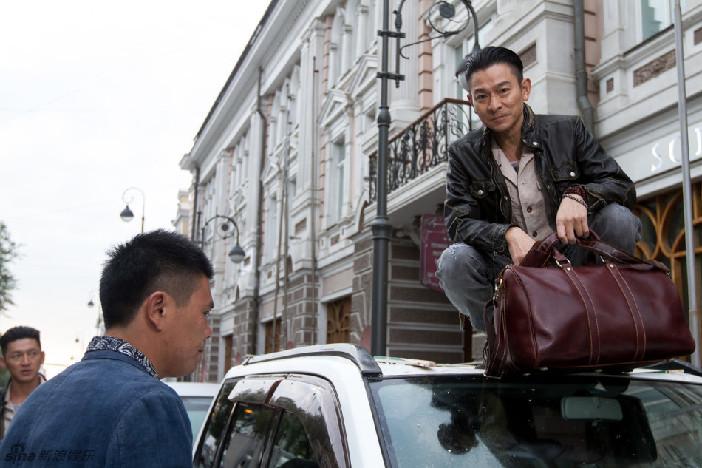 В Приморском крае продолжаются съемки китайского боевика «Старый солдат»