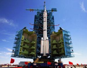 Китай в 2016 году запустит второй орбитальный модуль 'Тяньгун-2'