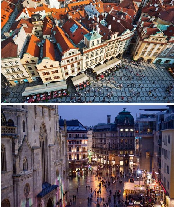 5 самых популярных городов Европы в осенний сезон